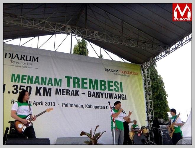 Musikimia Tanam Trembesi